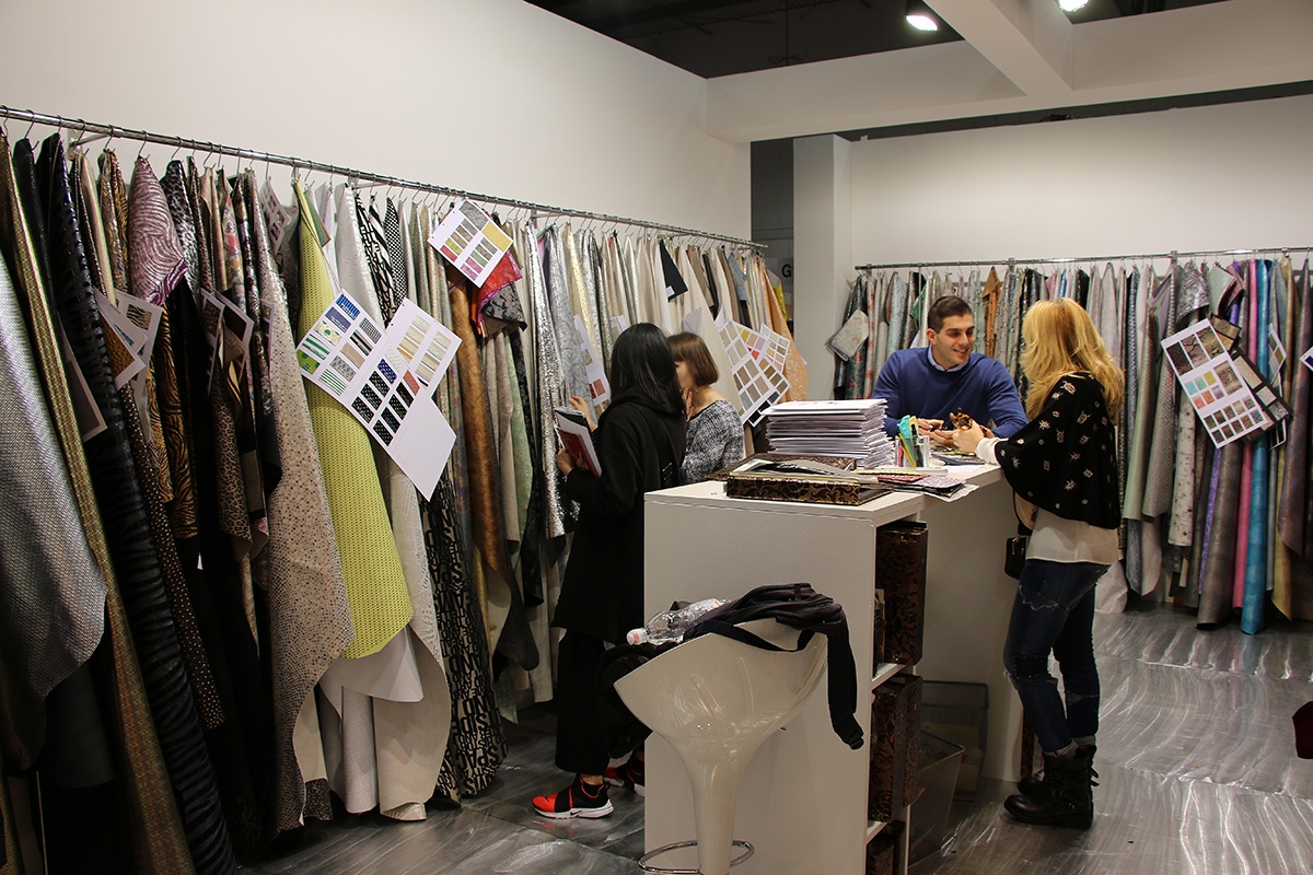 Stand Lineapelle summer 2018